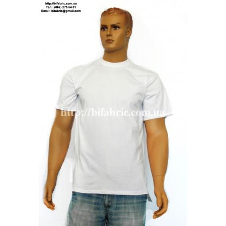 Футболка біла К-01002