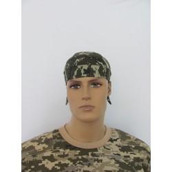 Бандана-шапочка піксель К-09111