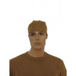 """Трикотажна шапочка, колір """"Койот"""""""